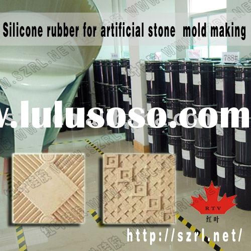 RTV mold making silicone rubber Building concrete industry