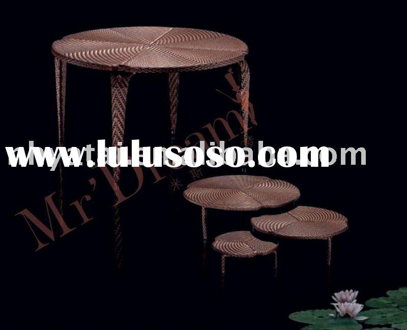 Rattan Garden Outdoor furniture Dining table CF55-8342