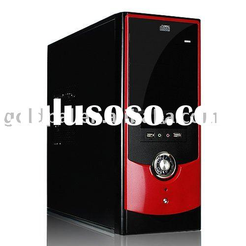 Red color computer cases 2012