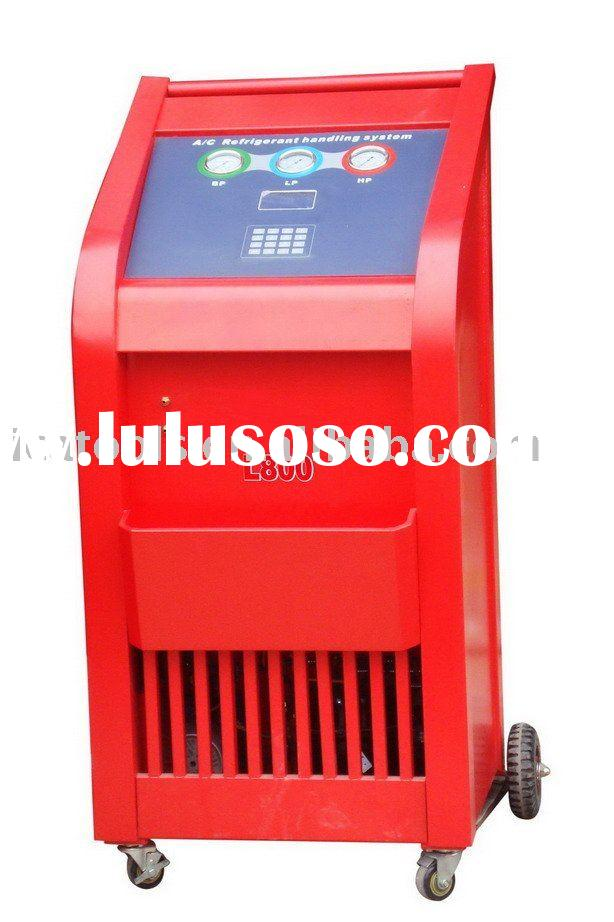 Refrigerant Recycling and Refill Machine