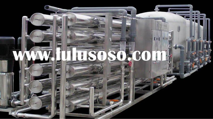 Reverse osmosis for commercial water, commercial water treatment, water treatment equipment