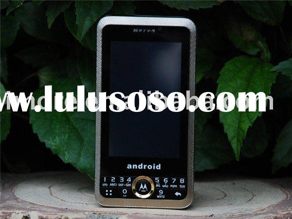 "Rola A6 3.0"" Dual card dual standby dual camera video chat ultra-long standby metal shell mobil"