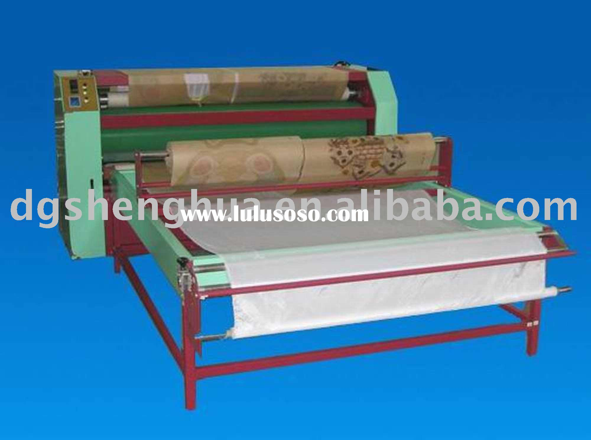 Roller Sublimation Heat Transfer Printing Machine