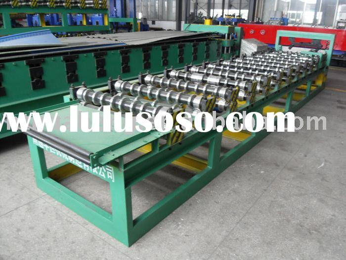 Roof Panel Roll Forming Machine,Roll forming machinery,rolling machine