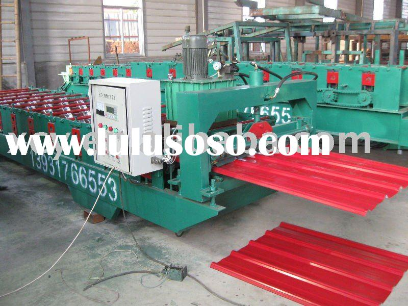 Ibr Roof Sheet Forming Machine Mainly For South Africa For