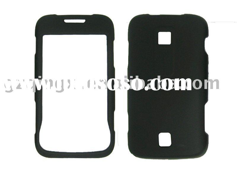Rubberized Protector Case for Huawei Ascend/M860