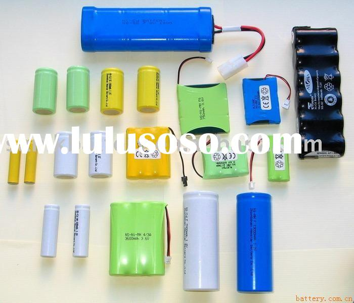 SANIK NIMH & NICD RECHARGEABLE BATTERY PACK