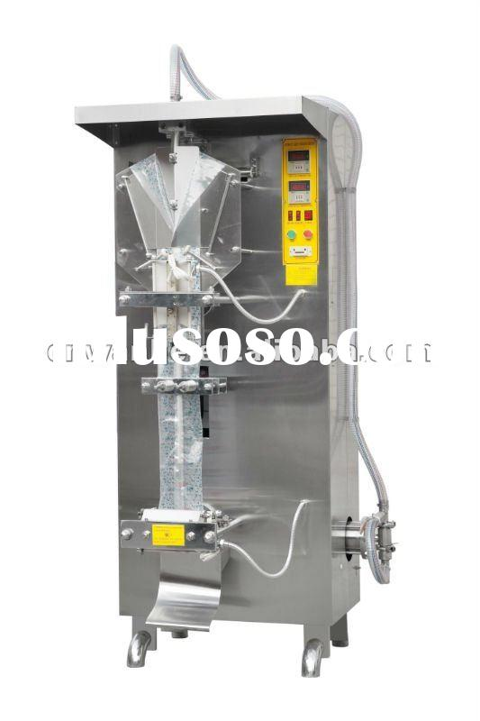 SJ-1000 water bag filling and packing machine