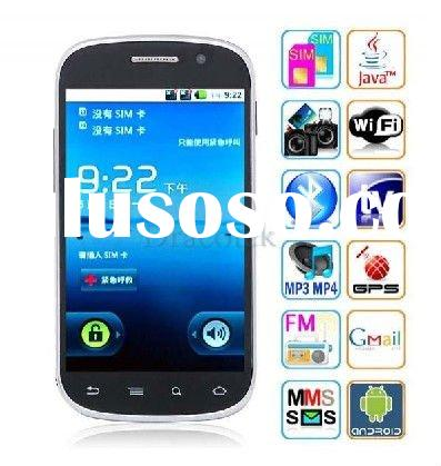 STAR A1000+ 4.0 inch Android 2.2 dual sim GPS WIFI TV smartphone