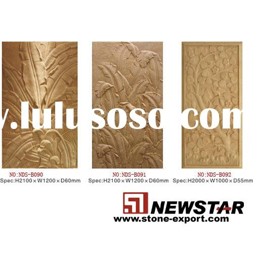 Sandstone wall panels,sandstone mural,sandstone relief,stone fresco,stone painting