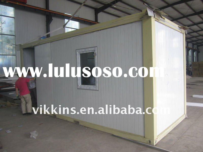 Sandwich Panel Construction Site Office