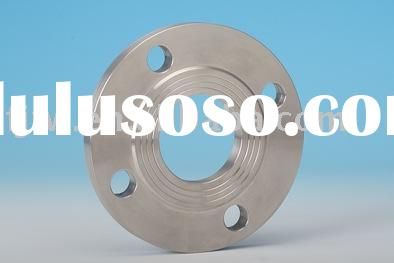 Sanitary Stainless Steel Weld Neck Flat Face Flange