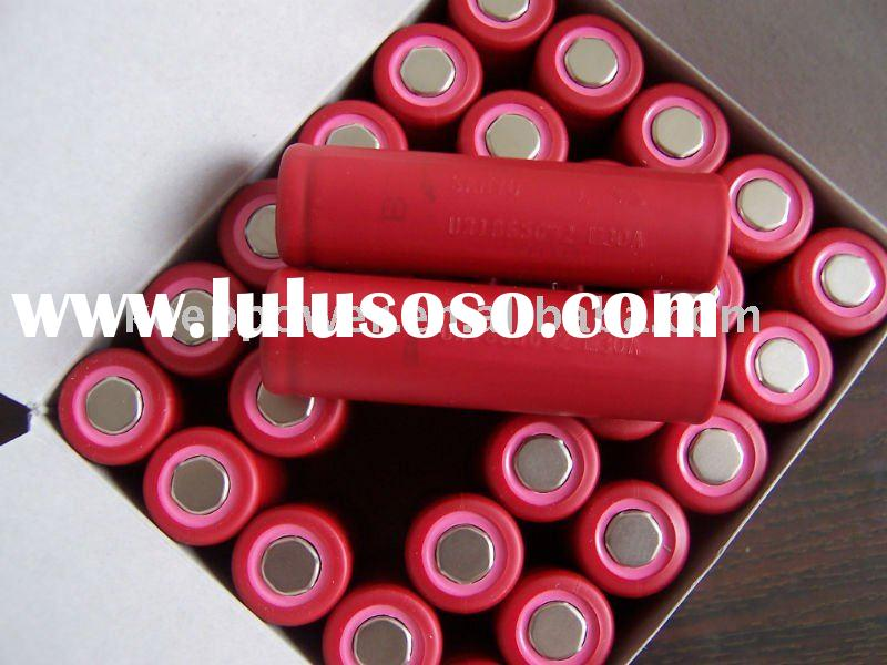 Sanyo High Power battery UR18650W2 1500mAh