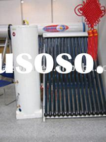 Separated High Pressure Solar Water Heater