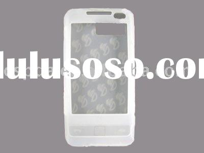 Silicon case for Samsung omnia SGH-I900 I908