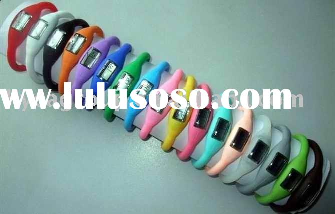 Silicone Anion Watch