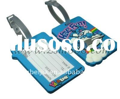 Silicone Rubber Luggage Tags,Silicone rubber Dog tags