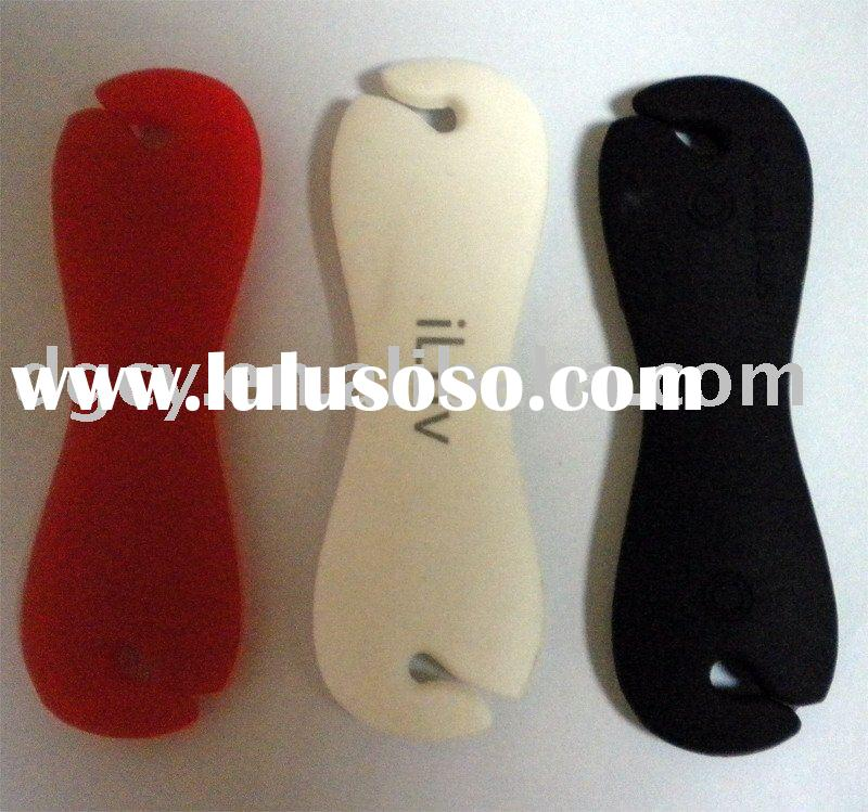 Silicone earphone cord manager,cable winder