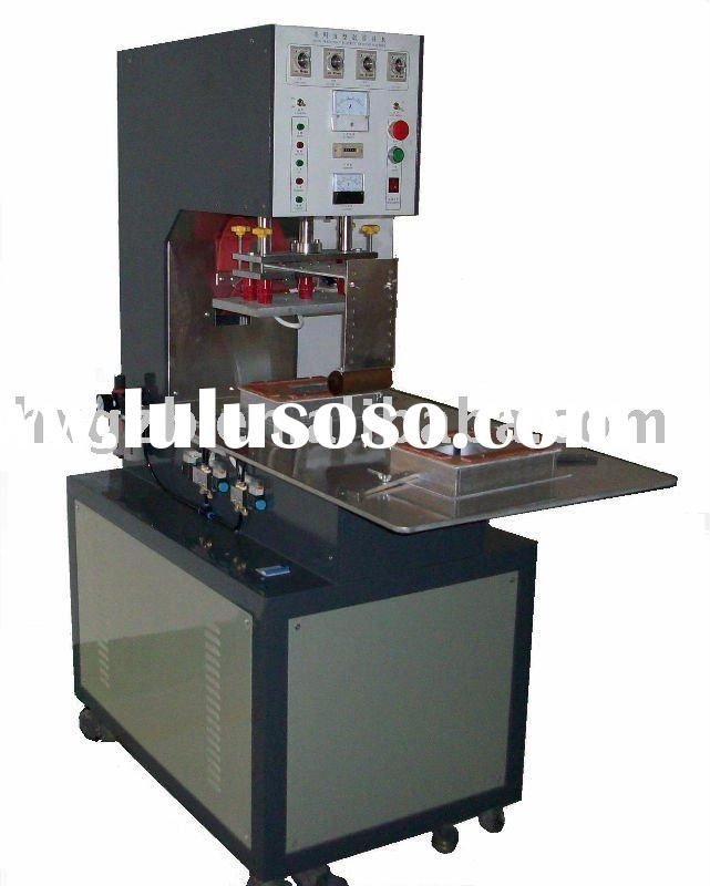 Simple Head High Frequency Plastic welder Machine in Rotary type