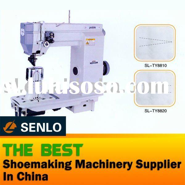 Single/Double Needle Post-bed Sewing Machine with wheel-feed,Needle Feed And Driven Roller Presser(s