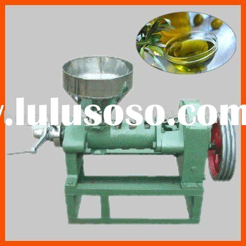 Small Olive Oil Press for Home Use