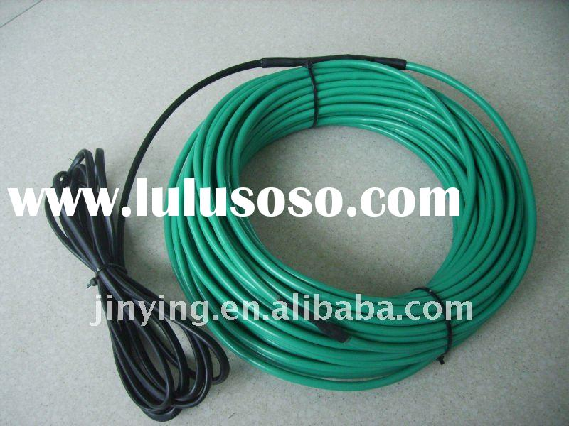 Snow melt heating cable