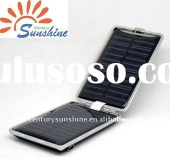Solar Flashlight/solar charger/solar torch with mobile charger
