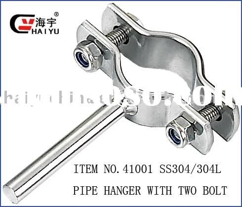 Stainless Steel Pipe Holder/Sanitary Pipe Hanger/Tube Holder