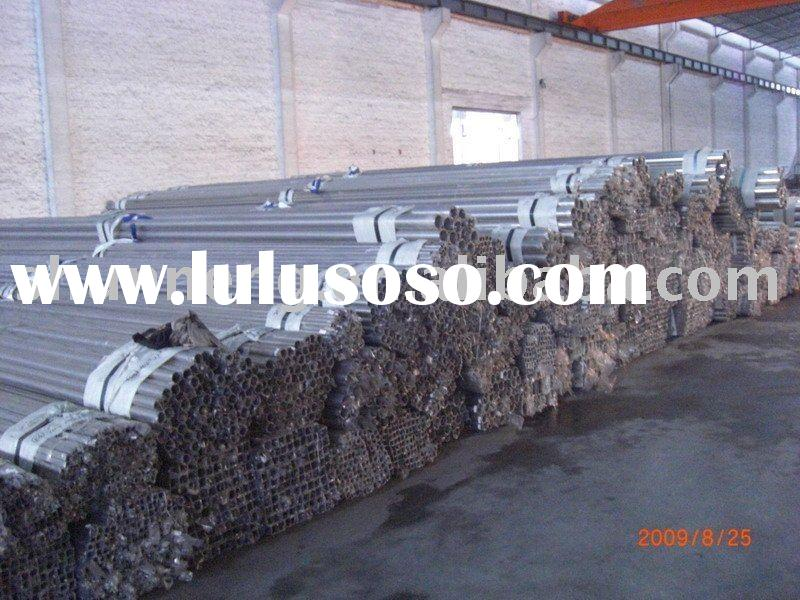 Stainless Steel Welded Pipes and Tubes