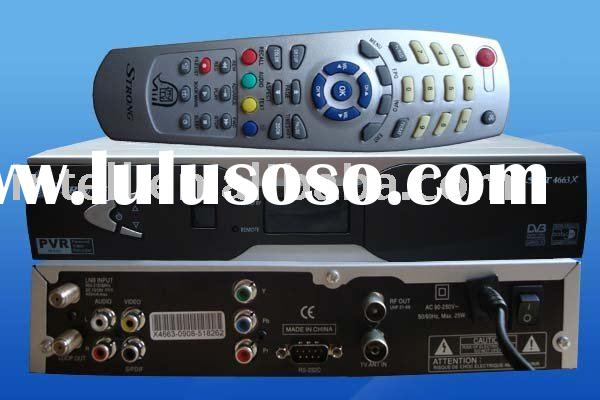 Strong 4653x fta Digital satellite receiver high quality low price