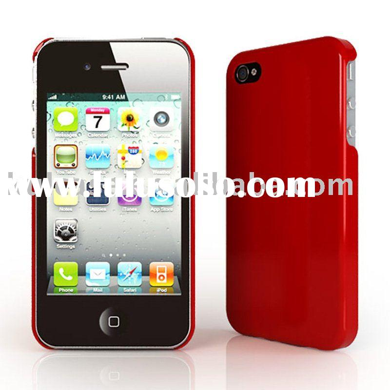 Super Slim high quality Crystal Case for iPhone 4 Case