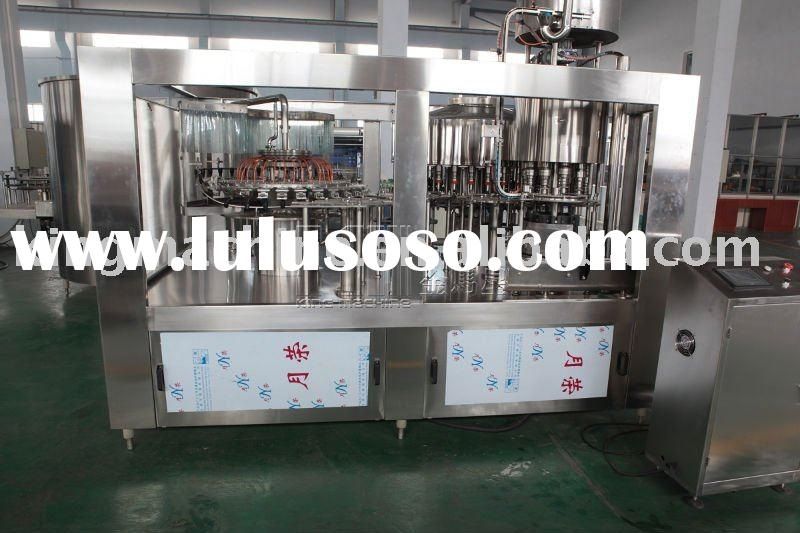 Table water bottle filling machine / equipment / production line