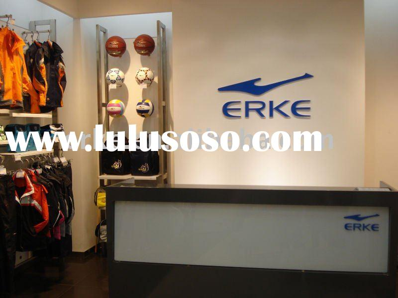 The 2011 top brand is Looking for shoes agents from erke company
