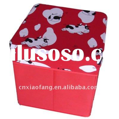 The most popular foldable non-woven Storage stool for 2011