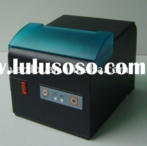 Thermal Receipt Printer / High Performance POS Printer/ 80mm thermal printer with auto cutter/ LAN t