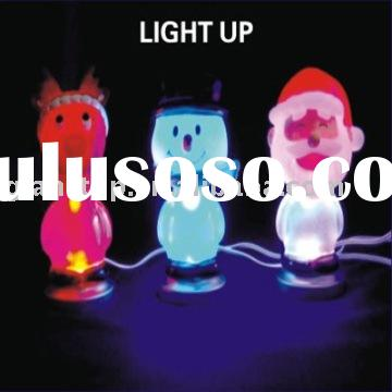 USB Christmas Gift Elk / Moose LED Light 7-colors glowing