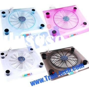 USB Notebook Laptop Cooling Pad/Cooler with LED Light