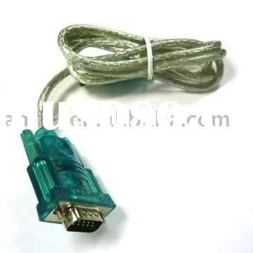USB to Serial RS232 Cable Adapter