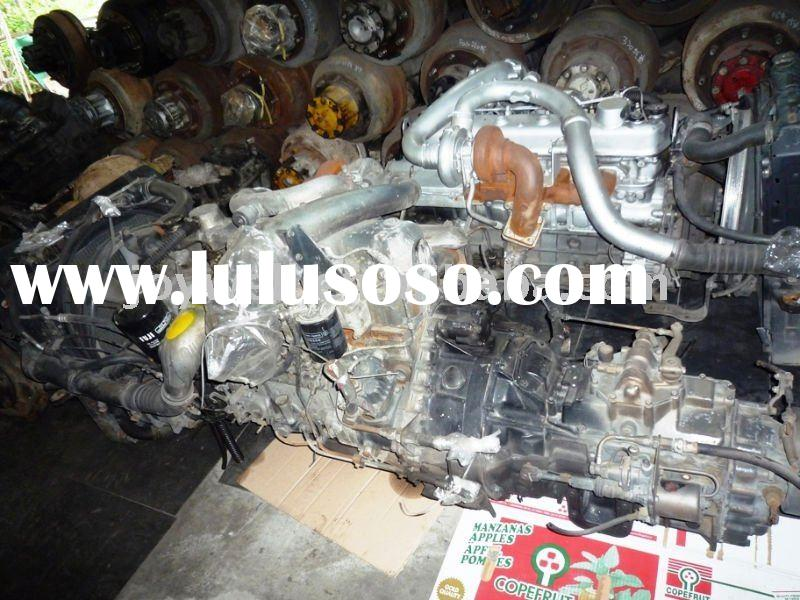 USED MITSUBISHI FUSO DIESEL ENGINE 6D16T