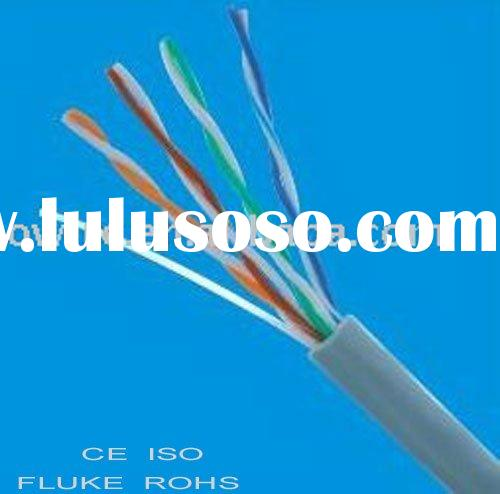 UTP cable FTP cable STP cable Cat5e cable CAT6 cable Lan cable/network cable