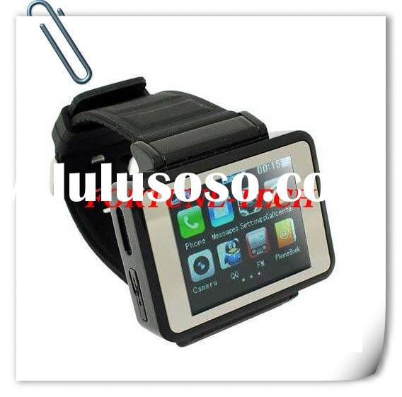 Unlocked touch watch cell phone K1