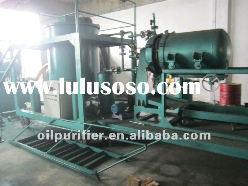 Used Engine oil reprocessing Machine series LYE/ Oil purifier/ refinery/ Oil Purification machine