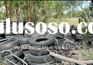 Used Waste Scrap Tire