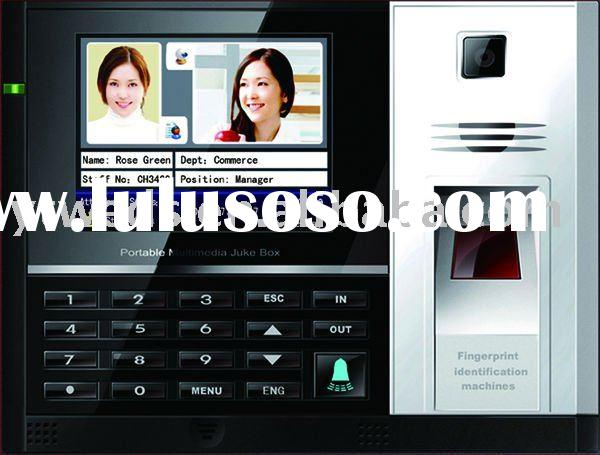 WEDS-F8 Fingerprint access control system