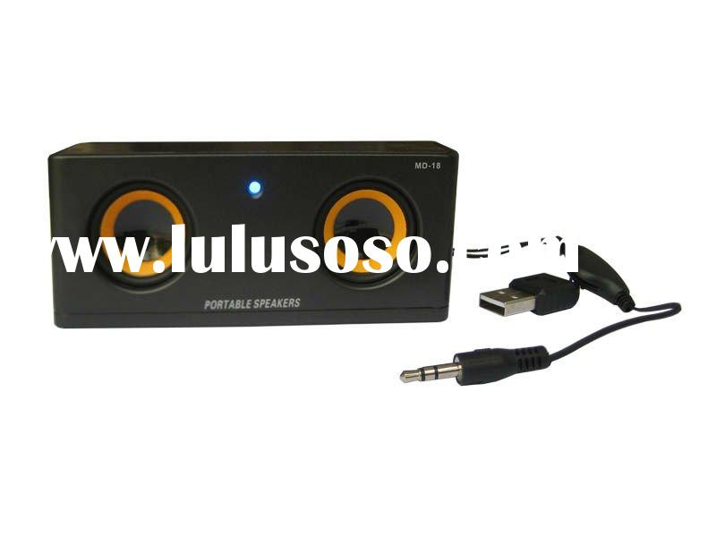 WS057 High quality full power portable speaker for computer