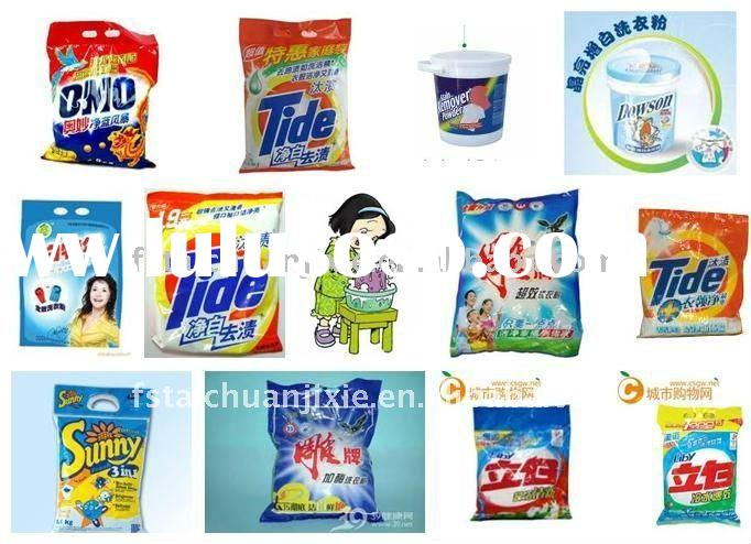 Washing Powder Vertical Packaging Machine