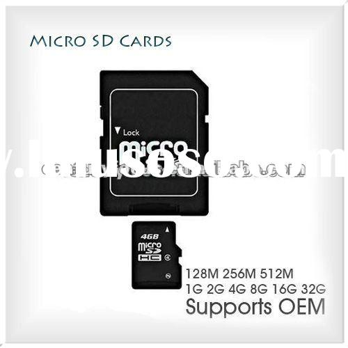 Wholesale High speed 1GB-32GB Micro SD Memory Card