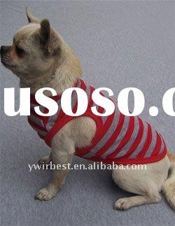 Wholesale (wp166) Newest fashion high quality clothing for dogs