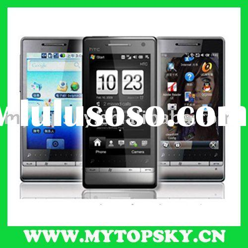 Windows 6.5 T5388I smart mobile phone with GPS WIFI TV Quadband Dual SIM 2.4INCH TFT SCREEN