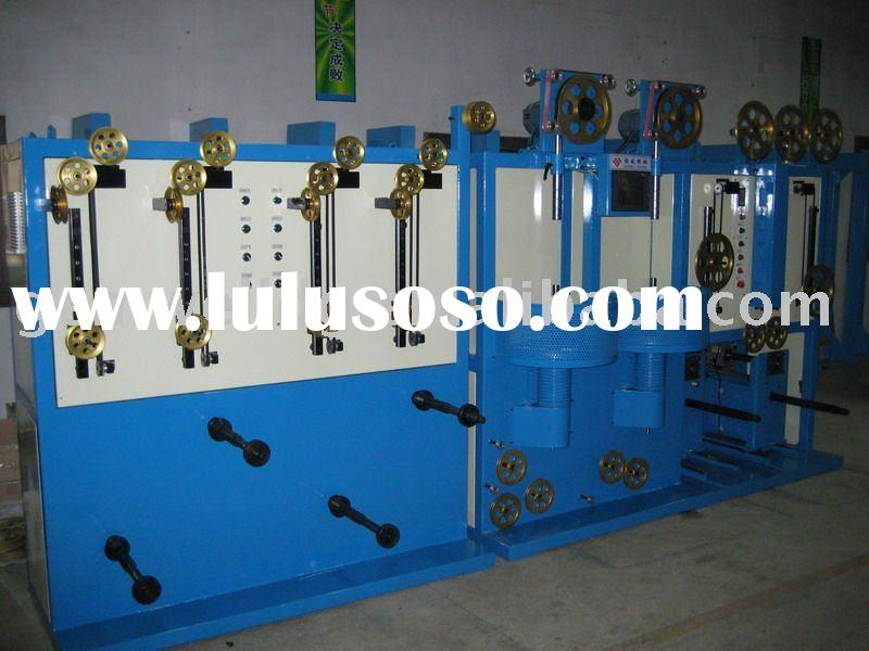 Wire & cable automatic tape wrapping machine